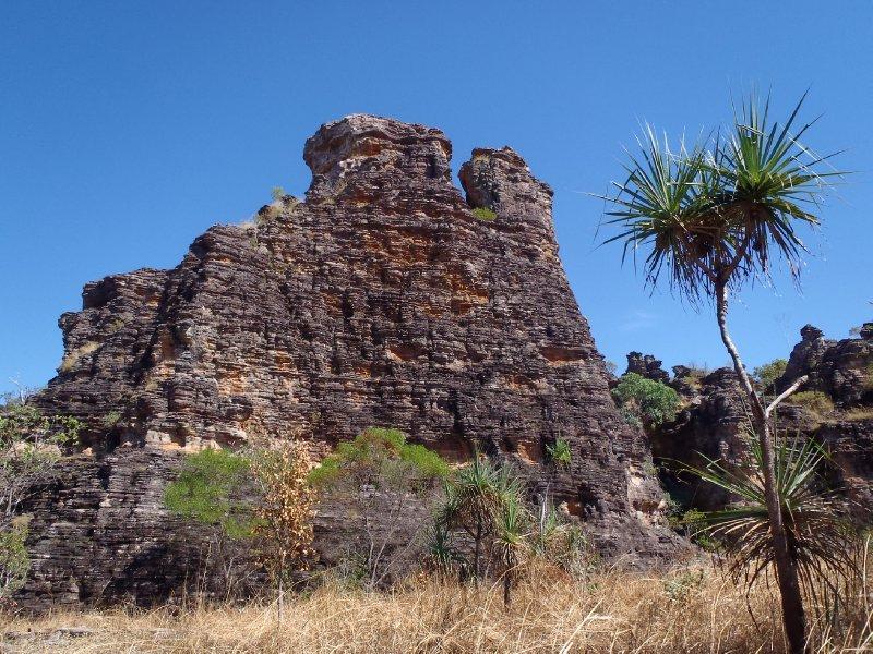Rocky Outcrops along Bardedjilidj Walk