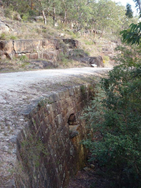 Great Northern Road in Dharug NP