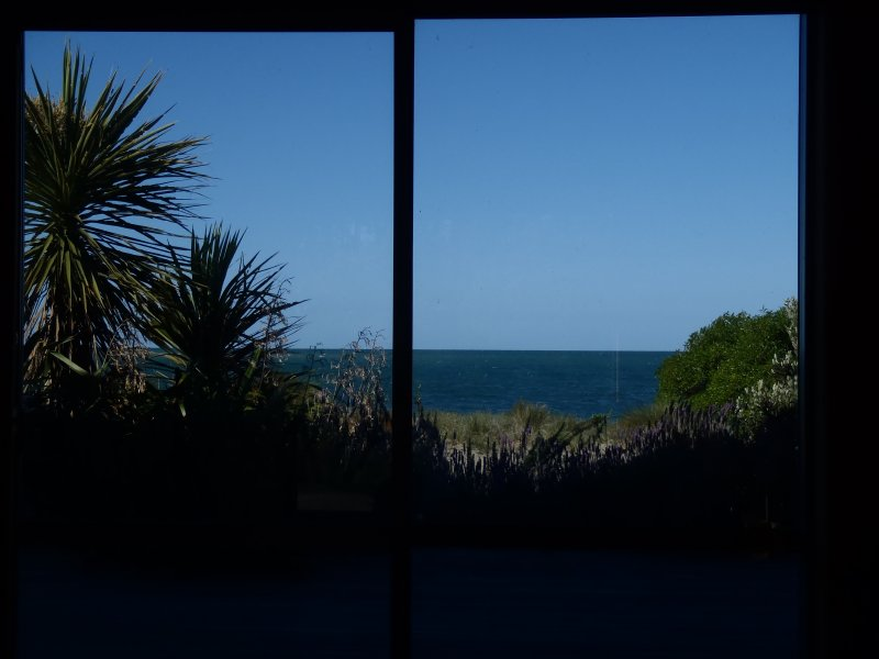 View of Ocean From Our Bed