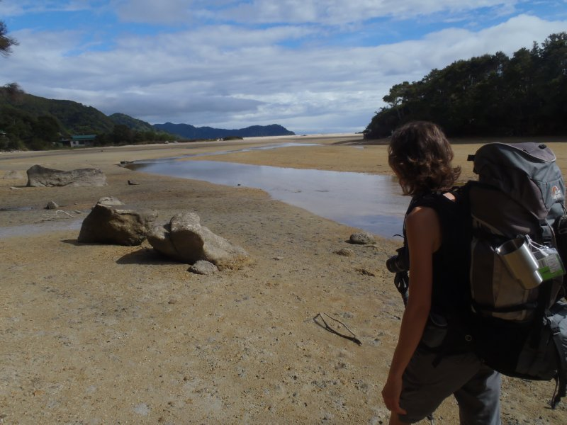 Julie Trekking