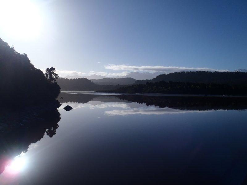 Three Mile Lagoon Sunrise
