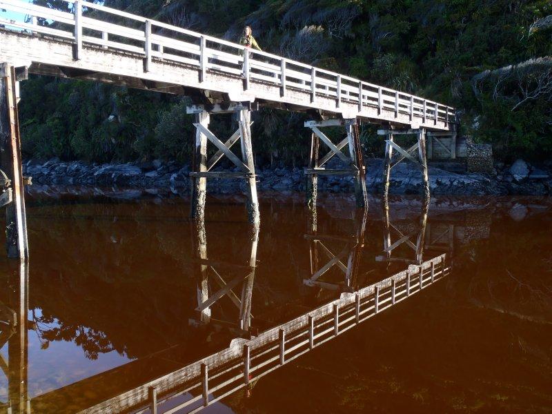 Three Mile Lagoon Bridge