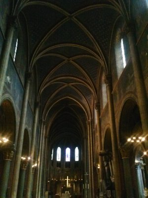 Eglise Saint-Germain-des-Pres