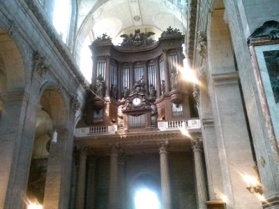 Eglise Saint Sulpice - check out this organ