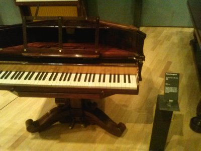 Highlights from Cite de Musique museum - piano