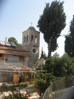 another part of the church