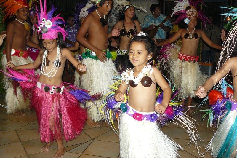 Island Night Culture Show & Dance