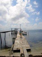 Wharf, Caye Caulker