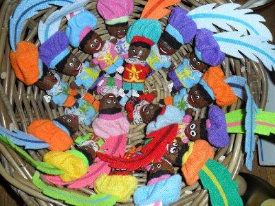 Sinterklaas | Zwarte pieten