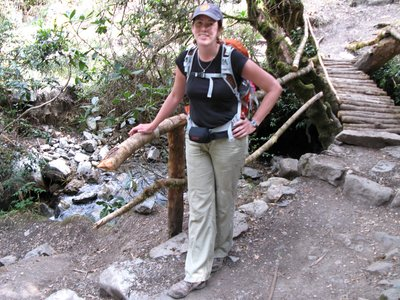 Day 1 on the Inka Trail