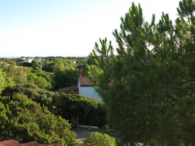 The view from our house, Carloforte, Sardinia