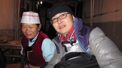 "Aunt ""Lao Dao"""