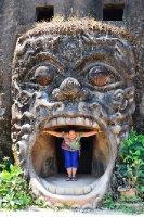 Buddha Park Garden