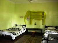 Our lovely room in the Sapana Village Lodge