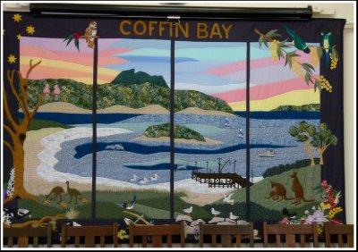 Coffin Bay Quilt