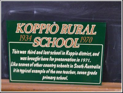The Koppio School