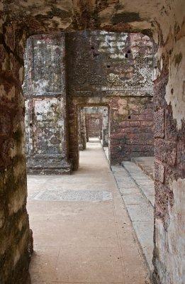More ruins...