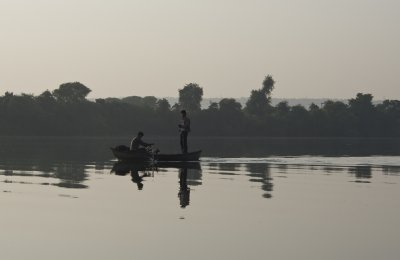On the Chambal River