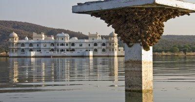 Lake Palace Nahargarh