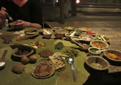 Wonderful, all-you-can-eat Gujarati Thali at Vishala