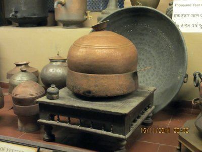 1000-year-old Pressure Cooker