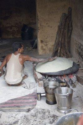 Bigggg Chapati!