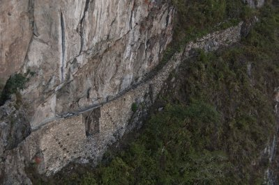 Inca bridge