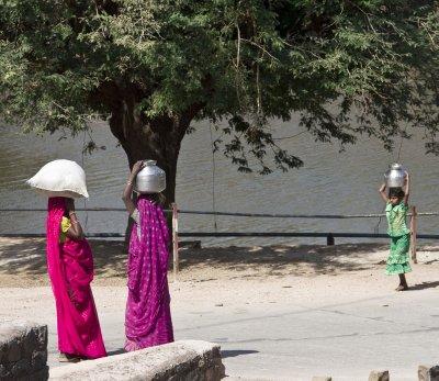 Water Cooler chat in Mandu