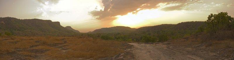 Bandhavgarh plateau