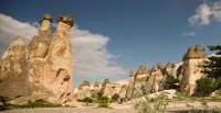 Fairy Chimneys in Imagination Valley