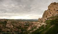 Pigeon valley and Uchisar Castle