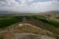 On top of Çavuştepe Fortress