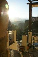 Sunrise over El Tajo