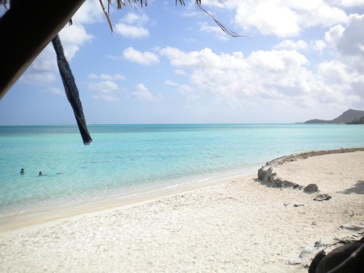 Spiaggia di Matira