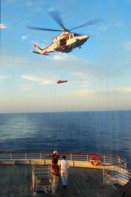 Emergency air lift
