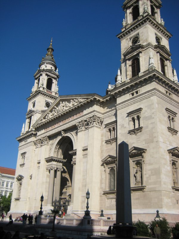 largest roman catholic church in budapest