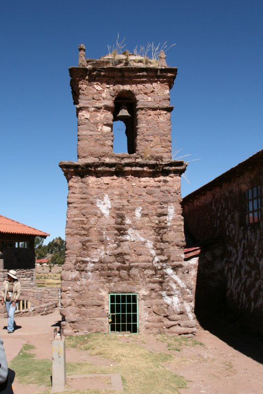Taquile Bell Tower
