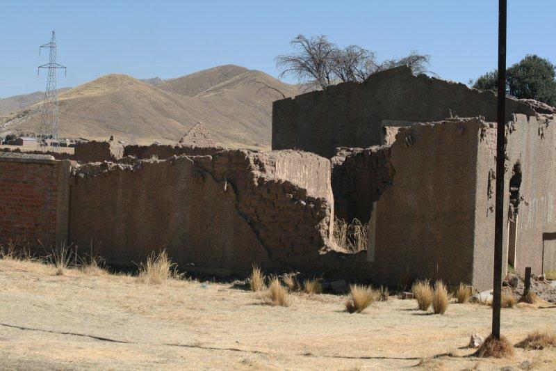 Decrepit Houses