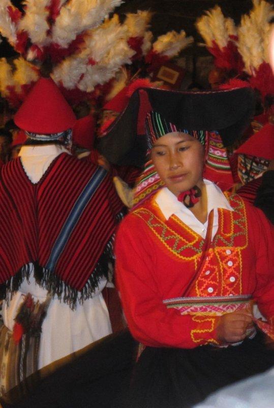 Inti Raymi Performers