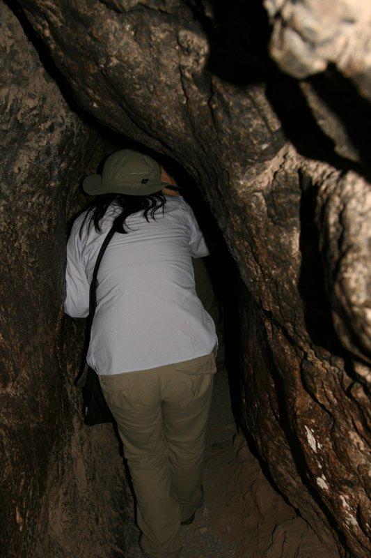 Sacsayhuaman Tunnel