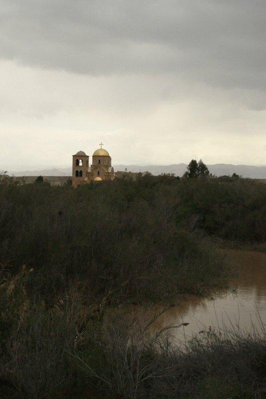 Church at Jordan River
