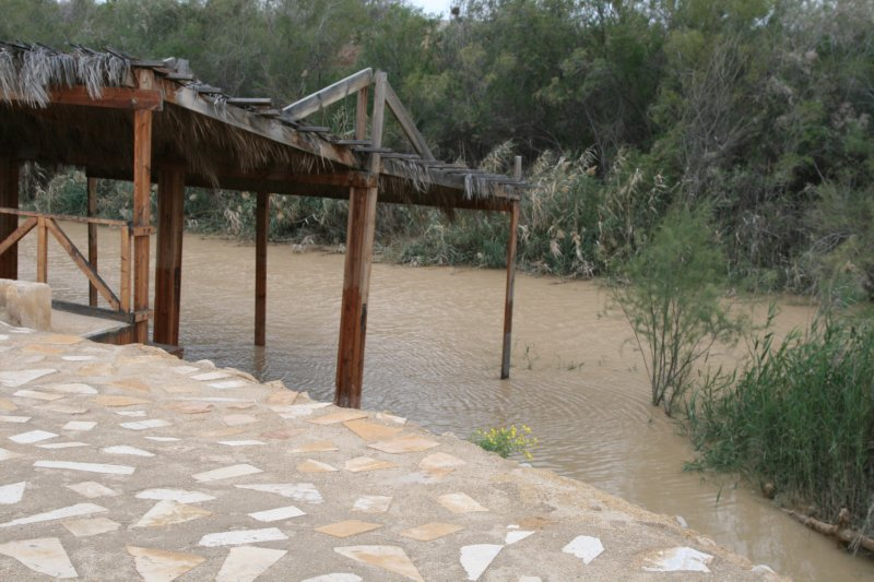 New Baptism Site