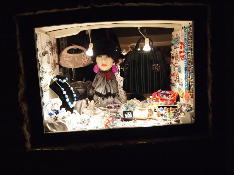 Tiny shop window - this one's for you Margaret!!