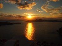 Santorini Sunset - Day Two.