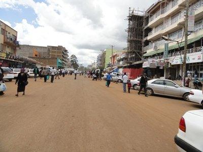 Downtown Eldoret
