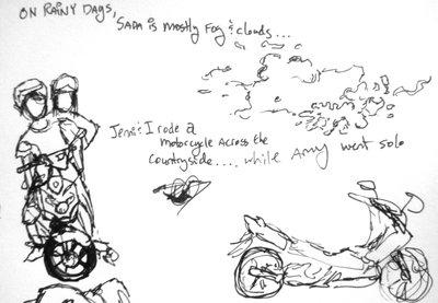 Motorbiking in Sapa