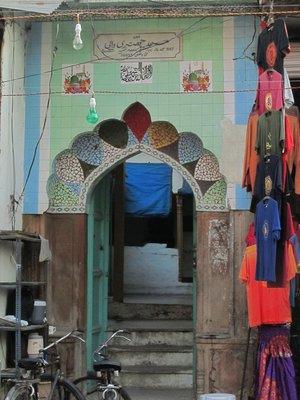 Doorway, Delhi