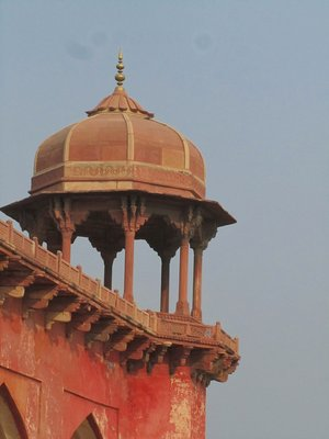Tower, Agra