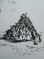 Halong Bay Sketch 2