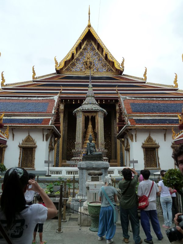 Wat Phra Kaew - The Temple of the Emerald Buddha